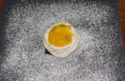 Pavlova citron vert - coco - passion