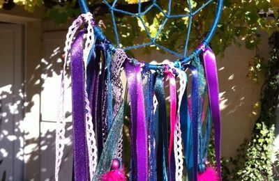 DIY - Attrape Rêve ou dreamcatcher