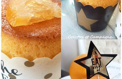 Petits cakes au jus d'orange