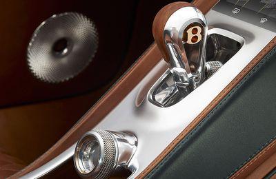 Bentley sur le point de produire une sportive