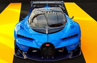 La Bugatti Chiron ne lui suffit pas, il achète le modèle au dessus