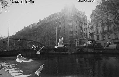 Puzzle Canal Saint Martin Paris