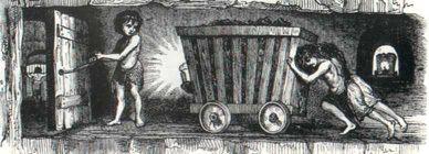 Heureusement il y a eu le 22 mars 1841 - concernant le travail des enfants