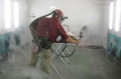 Why Hire Industrial Painting Contractors Commercial Painting Services