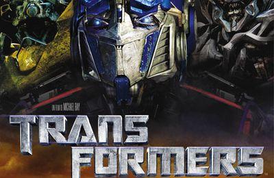 Transformers, la saga