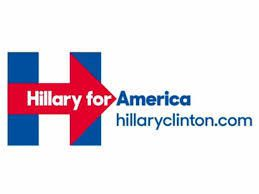 Le LOGO d'HILARY CLINTON