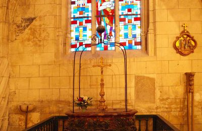 La Croix Saint Jean-Baptiste