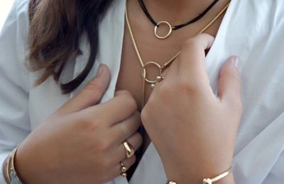 Garb The Most Fashionable Jewelry Item And Look Very Unique