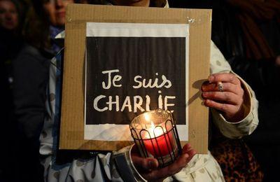 Chauny mais où est Charlie ? Le 11 janvier 2015