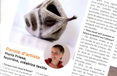 Interview au Journal de l'Atelier n°5
