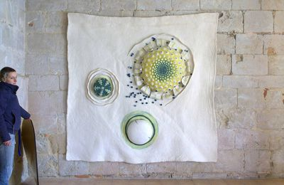 Feltworkers Experiment N°1 Maria Friese - felt design