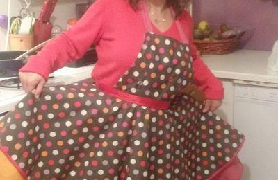 La Cooking Dress