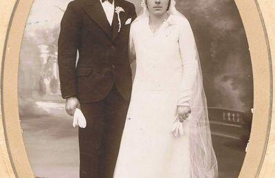 Mariage de Théo et d'Anna