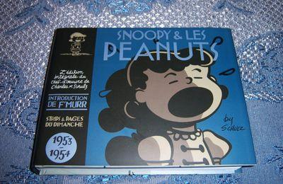 Snoopy et les Peanuts 1953 - 1954