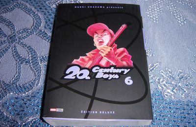20th Century Boys Édition Deluxe tome 6