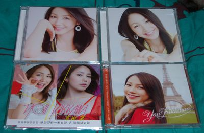 Singles 04 - KIKKAWA You