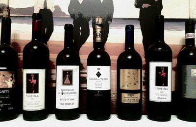 7 vins italiens à l'honneur