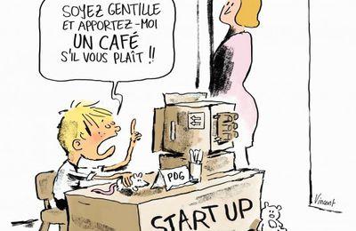 Tout ce que vous avez toujours voulu savoir sur les start-up sans jamais oser le demander… 1 - les chiffres des start-up