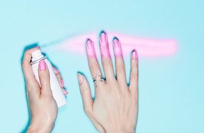 "Vernis en Spray : ""Paint Can"" de Nails. Inc"
