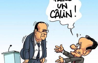 Quand François Hollande tomba après Nicolas Sarkozy