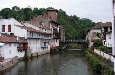 ESCAPADE EN PAYS BASQUE
