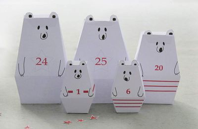 Advent Calendar, DIY