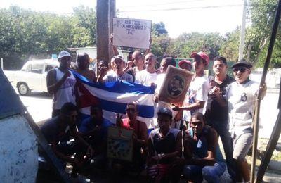 Activista del movimiento Cubano de Jóvenes por la Democracia encarcelado bajo el supuesto delito de '' Atentado ''