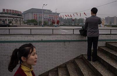 «Aunque sufrimos bajo las sanciones de los americanos, saldremos victoriosos gracias a Kim Jong-un»