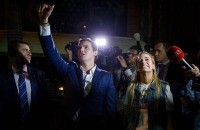 """Albert Rivera: """"Podemos venía a Venezuela a buscar dinero y apoya lo que pasa aquí"""""""