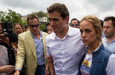 Albert Rivera asegura que Gobierno de Venezuela no quiere diálogo