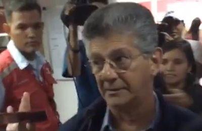 Presidente de la asamblea nacional de venezuela es tratado como un delincuente común en el aeropuerto de caracas