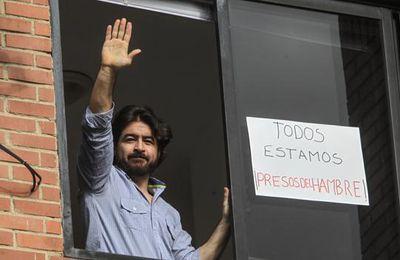 EE.UU. pide a Venezuela la liberación inmediata del opositor Daniel Ceballos