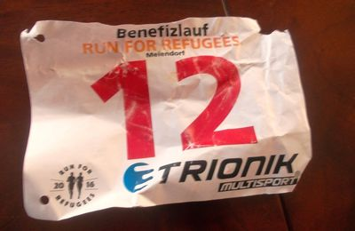 Run for Refugees; 28.02.2016 (Hamburg-Meiendorf)