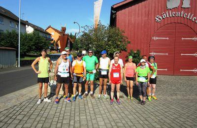 Höll-Marathon Obereisenheim; Ergebnisse