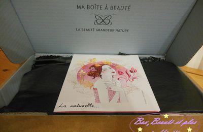 Ma Boîte à Beauté - La Naturelle