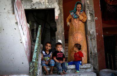 Les femmes de Gaza coincées entre occupation et contrôle social