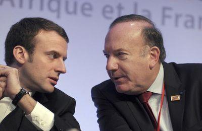 ★ Les patrons ordonnent, Macron ordonnance