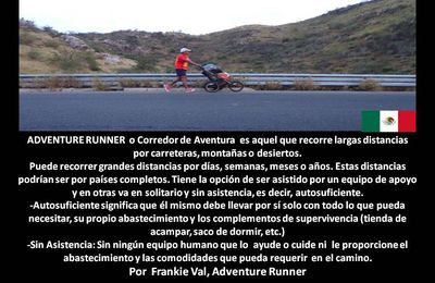 ADVENTURE RUNNER POR FRANKIE VAL