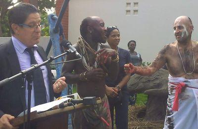 CULTURE: Ake O'lokan à l'Institut Français