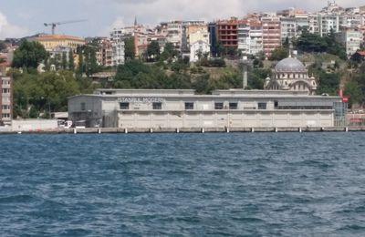 Istanbul jour 3 : Innocence, peinture fraiche et musique !