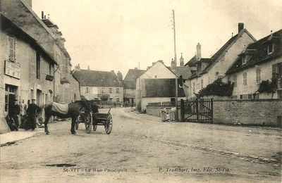 Saint-Vit - Doubs - carte postale 1900