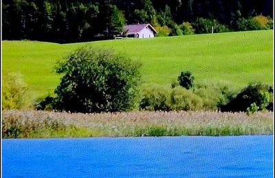 Lac Saint-Point - Doubs - Massif du Jura