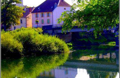 Le Doubs - Fraisans Jura