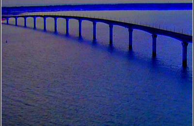 Pont de l'île de Ré - Charente-Maritime