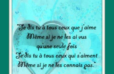"citation ""amour"""