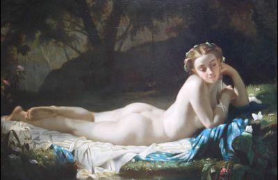Nymphes par les grands peintres