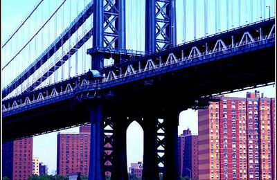 New York - pont de manhattan - USA
