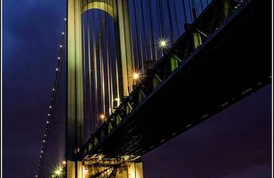 New York - Pont Verrazano - USA