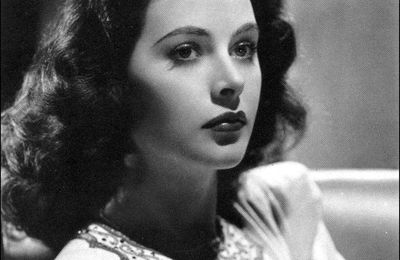 retro - Hedy Lamarr (1914-2000) - actrice
