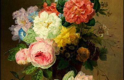 Les fleurs par les grands peintres (26)